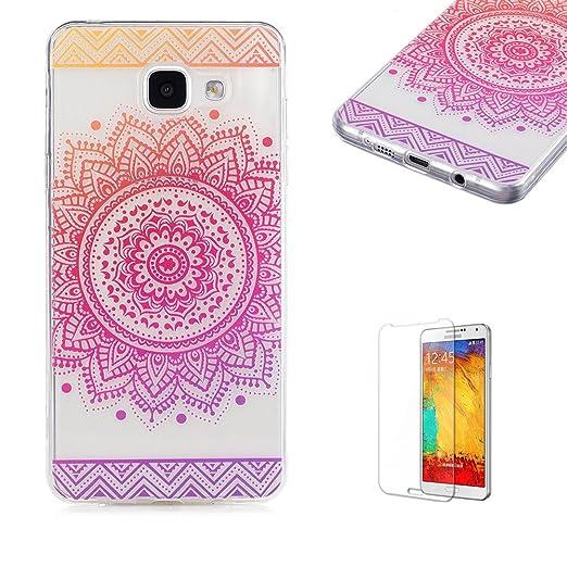 13 opinioni per Cover Per Samsung Galaxy A3 (2016 Model),Funyye Graduale Cambiano Colore