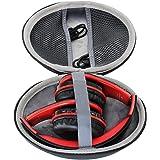 VIVENS Duro Viajar Caso Cubrir para Mpow 059 Auriculares Bluetooth de Diadema Inalámbricos Cascos Plegable headphone
