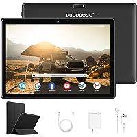 4G Tablet 10.1 Pulgadas Android 9.0 Quad Core 3GB RAM 32GB ROM/Escalable a 128 GB DUODUOGO G10 Tableta 4G Batería…