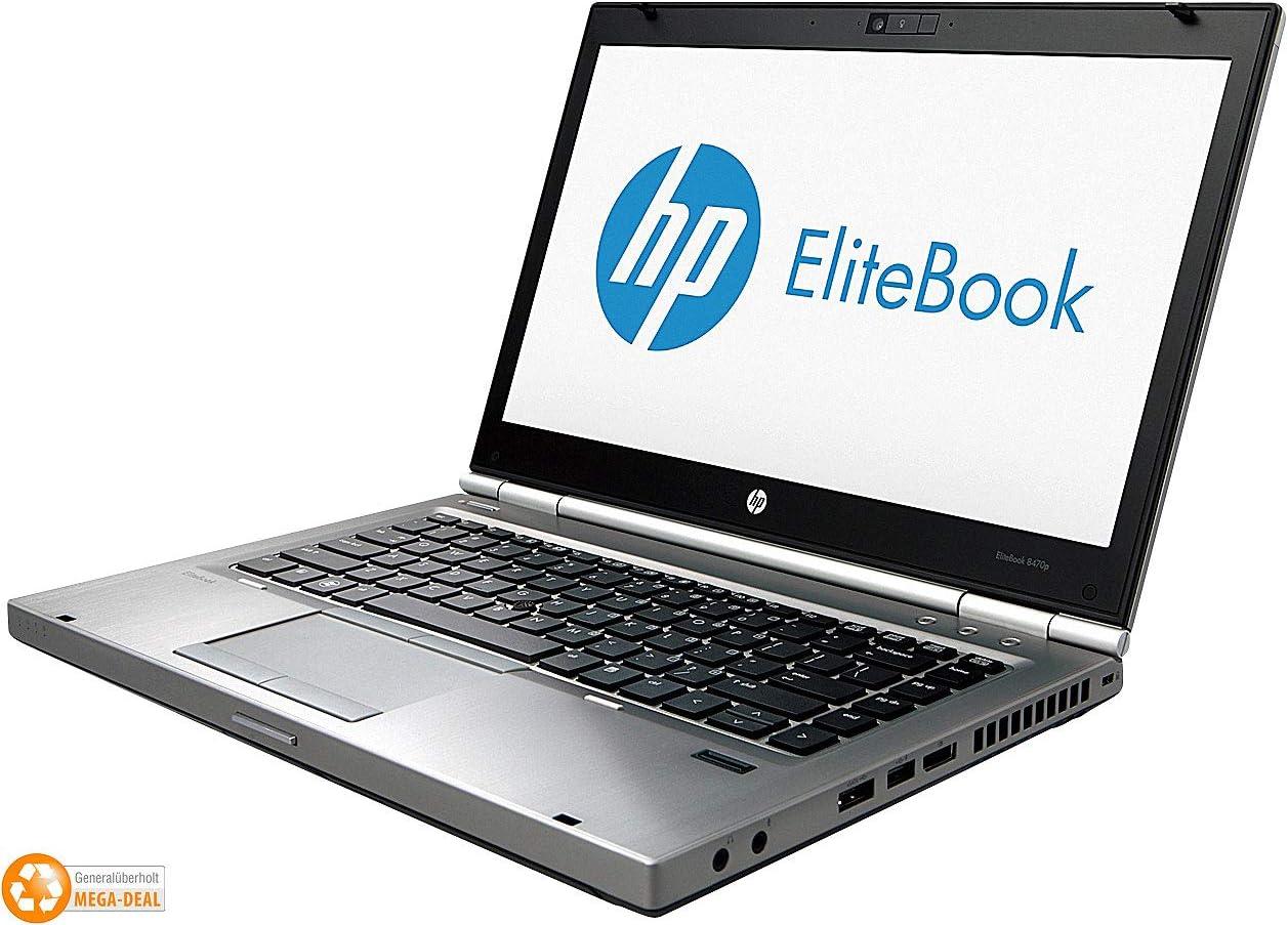 Hp Elitebook 8470p 35 6 Cm 14 Core I5 128 Gb Ssd Computer Zubehör