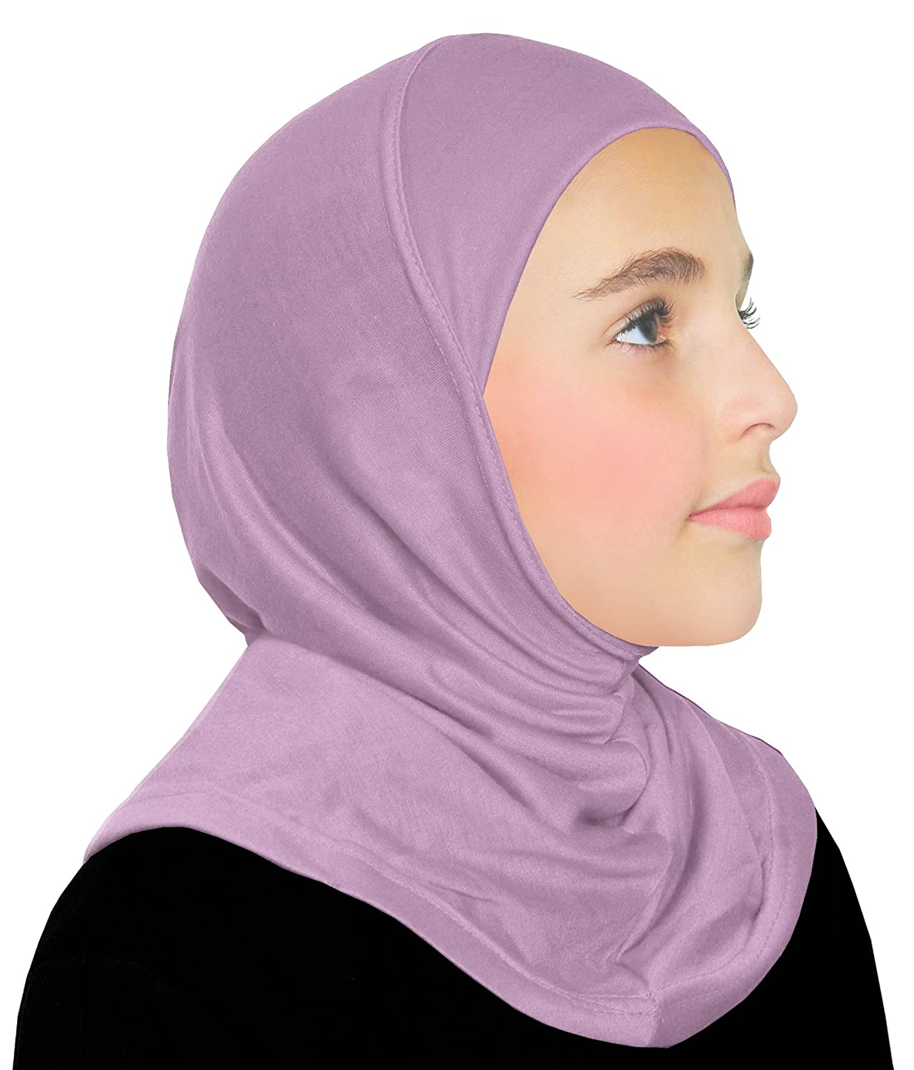 Girl's Hijab Cotton 1 piece Amira Headscarf