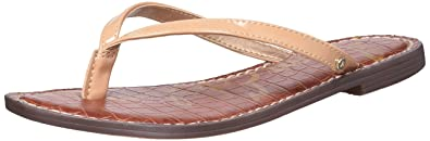 fa20c337f Amazon.com  Sam Edelman Women s Gracie Flip-Flop  Sam Edelman  Shoes