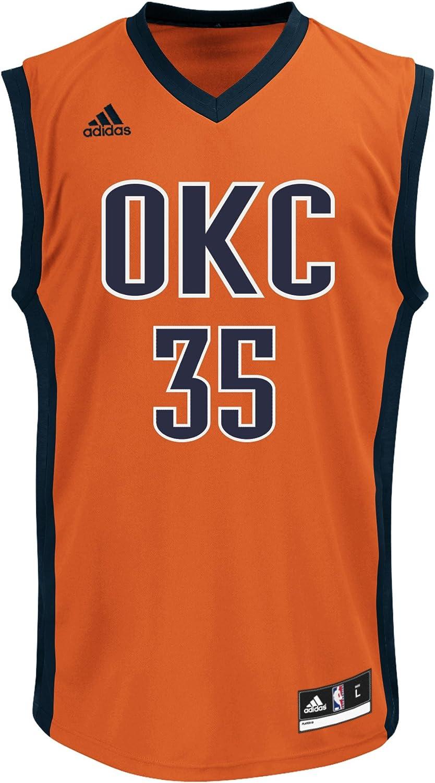 adidas NBA Oklahoma City Thunder Kevin Durant #35 - Camiseta ...