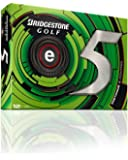 2015 Bridgestone E5 High Flight 2-Piece Mens Golf Balls