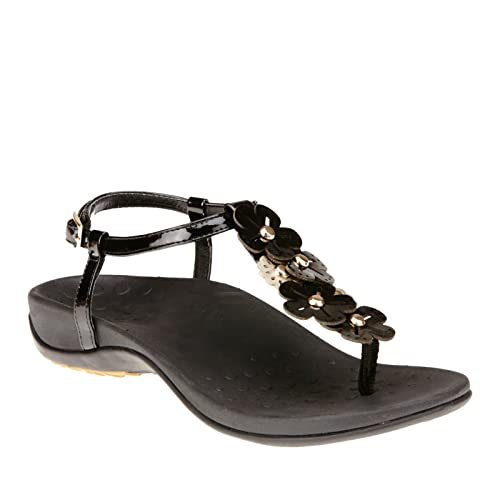 7375d710940 Image Unavailable. Image not available for. Color  Orthaheel Vionic  Technology Womens Julie Ii Sandal ...
