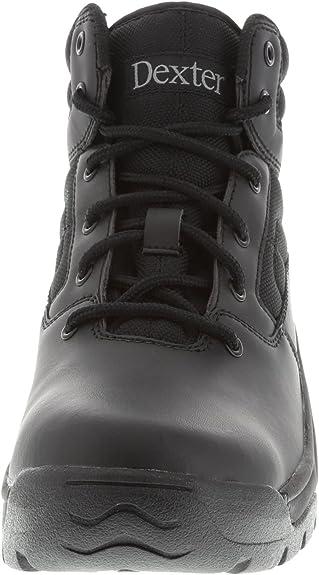 Dexter Men's Black Tactical Work Boots