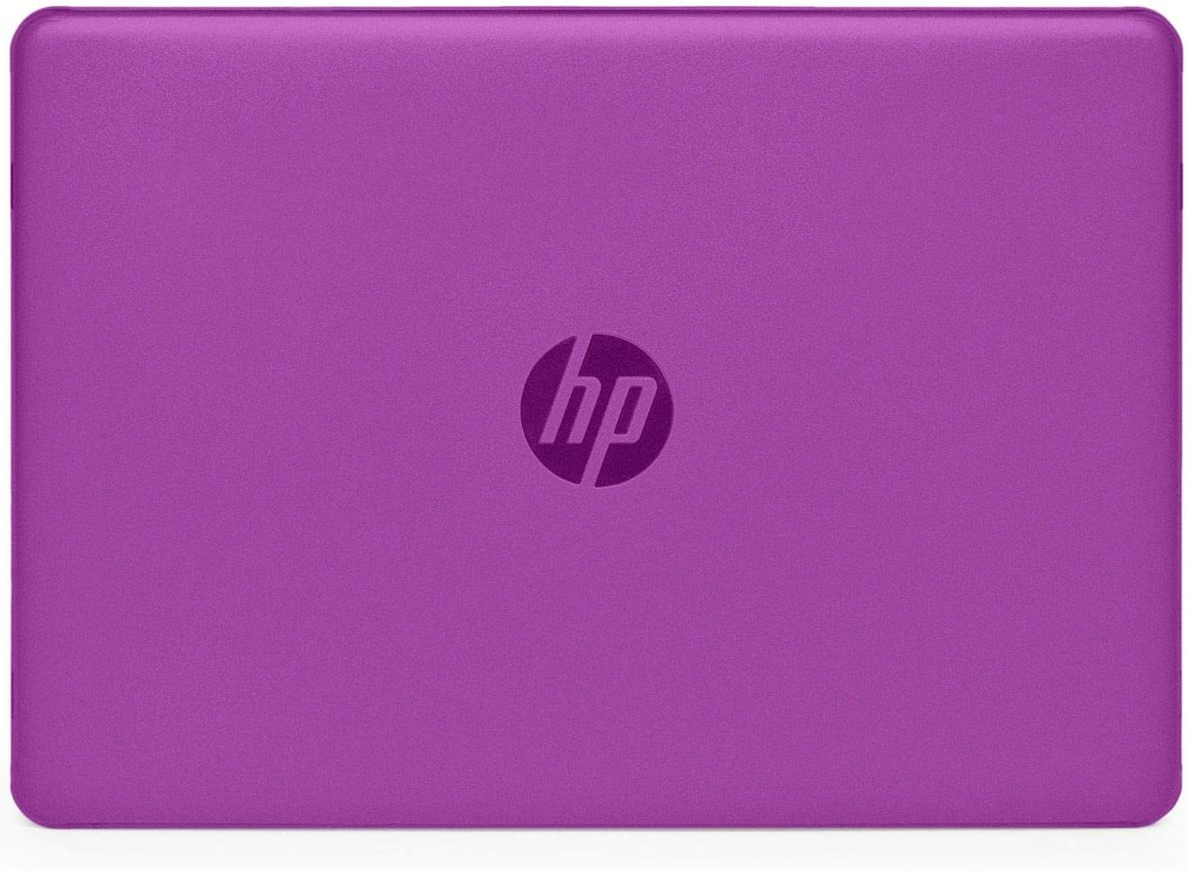 """mCover Hard Shell Case for 2020 14"""" HP Pavilion 14-DQxxxx Series (NOT Compatible with Other HP Pavilion Series) laptops (Purple)"""