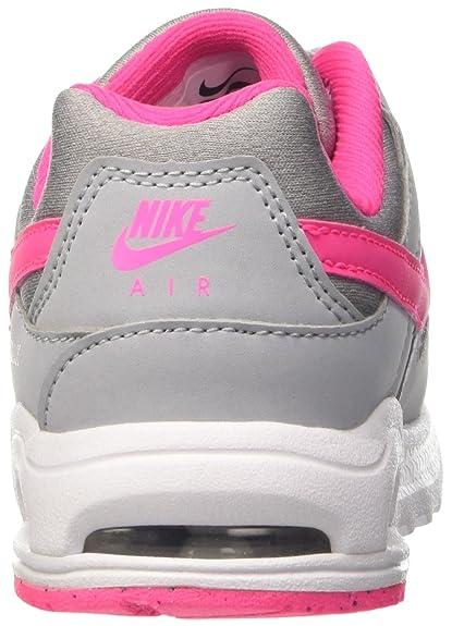 NIKE AIR MAX Command Flex (TD) 844351 061 Grey Pink White