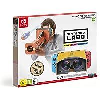 Nintendo Labo Toy-Con: Kit VR - Set Base + Blaster - Nintendo Switch