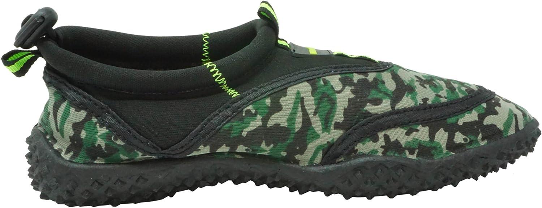 Black//Lime Fresko Womens Water Sports Shoes L1013 6 M US