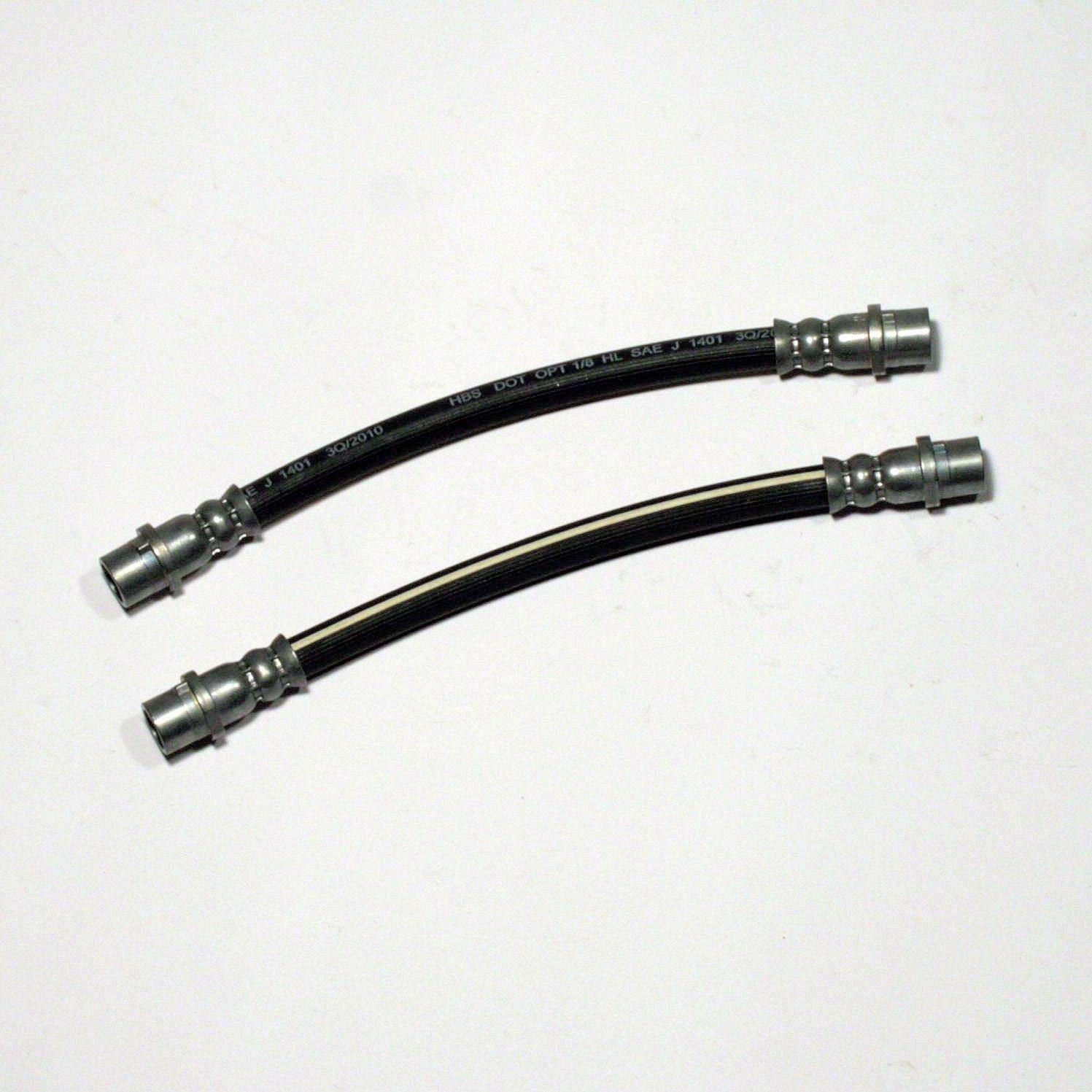 2 x tuyaux de frein/Flexible de frein arriè re Autoparts-Online