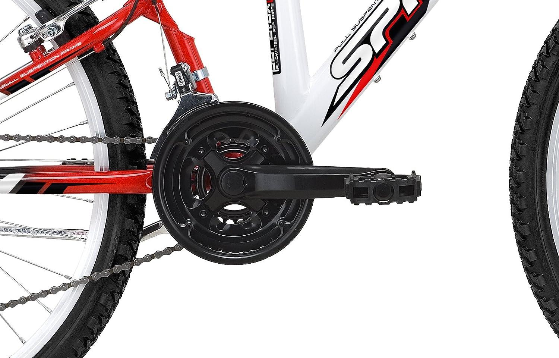 Sprint Mountainbike 26 Zoll PA x MTB Fahrrad Rahmen Vollgefederter ...