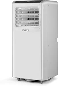 Commercial Cool CCPACA10W6C Portable unit Air Conditioner, White