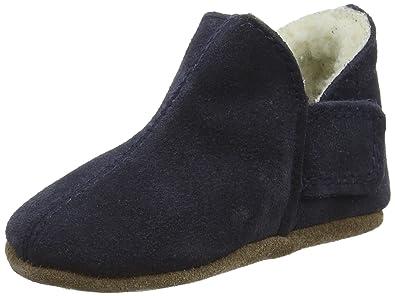 EN FANT Boys' Adventure Wool Open Back Slippers       Slippers Schuhes 54df05
