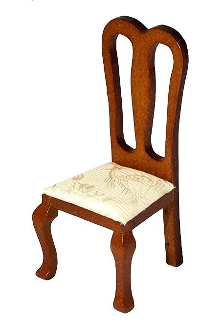 Excellent Amazon Com Inusitus Wooden Dollhouse Dining Chair Dolls Download Free Architecture Designs Scobabritishbridgeorg