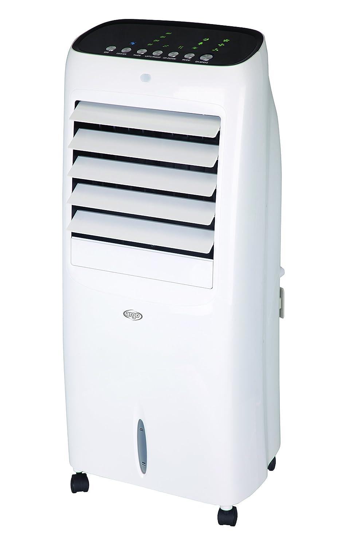 Argoclima Husky Raffrescatore Evaporativo con Display LED e Tasti in Alluminio Spazzolato