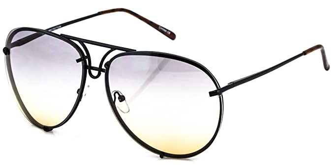 Amazon.com: Aviator Poshe - Gafas de sol con montura de ...
