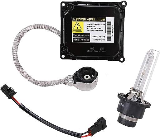 left or right ROADFAR Xenon Ballast HID Headlight Igniter Control Fits for Lexus ES300h ES350 GS300 GS350 Toyota Avalon Camry Prius Solara