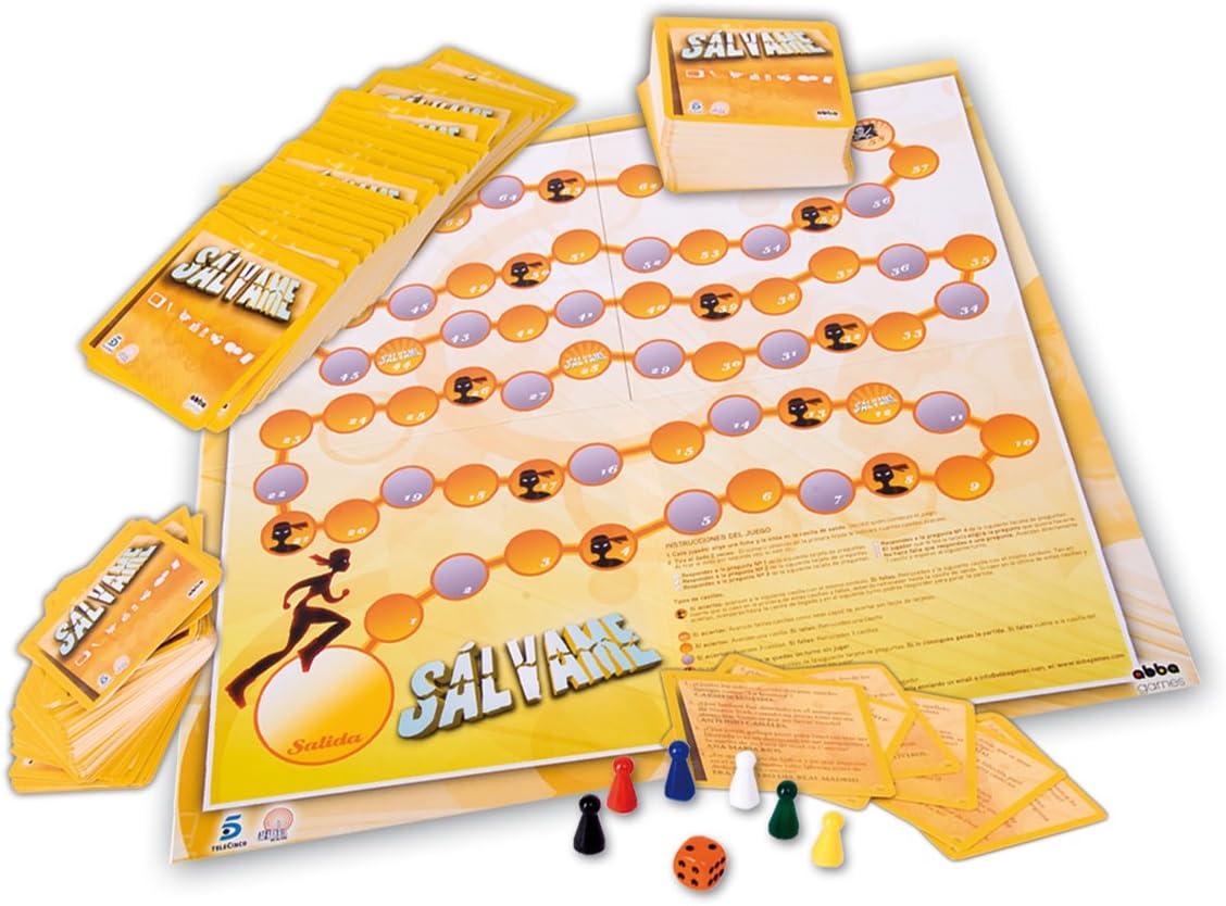 Famosa 8724 Juego Sálvame: Amazon.es: Juguetes y juegos