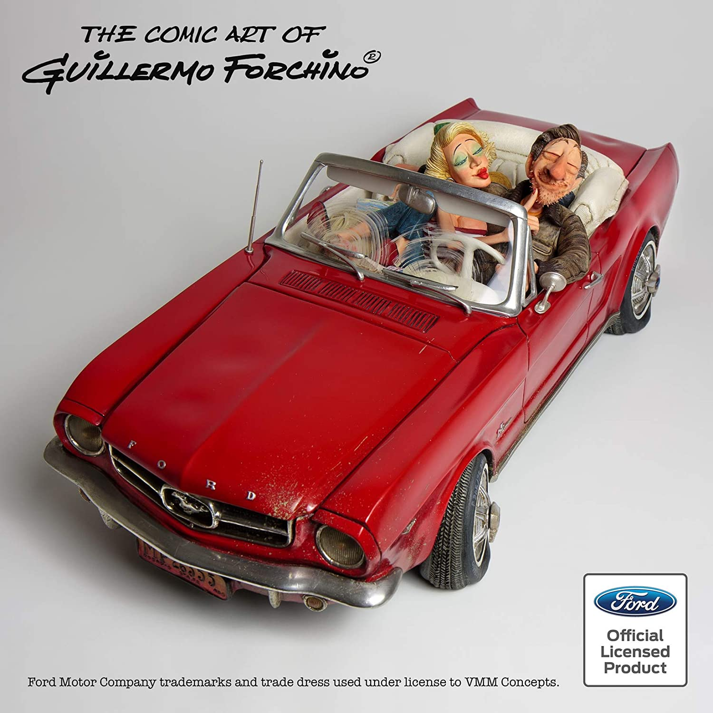 Amazon Forchino FO Ford Mustang Small Sammlerstück Resin