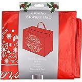 Christmas Tree 64 Bauble Decorations Storage Box Brand New