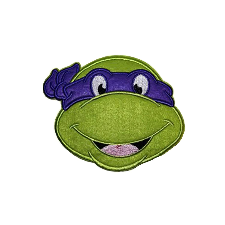 Athena de las Tortugas Ninja Donatello cabeza 5