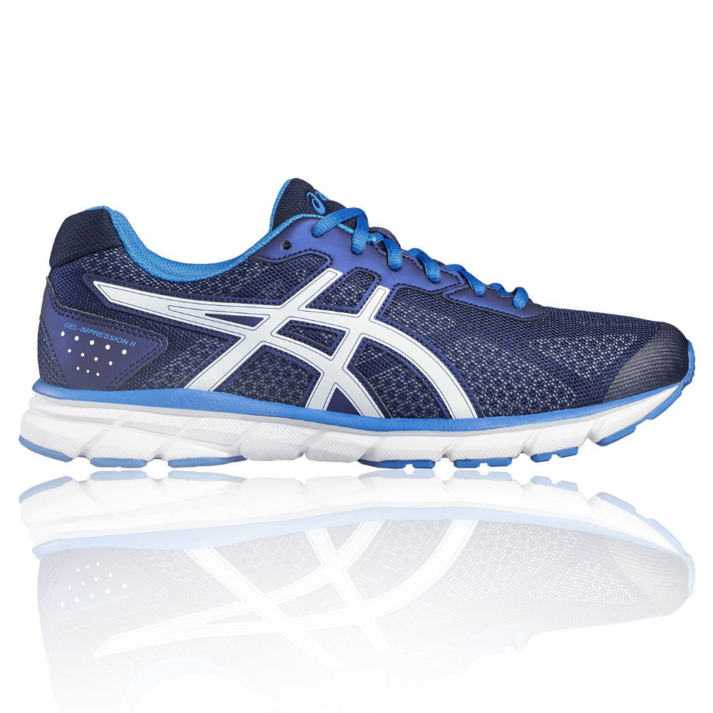 Asics Gel Impression 9 Zapatillas Para Correr - SS17 44.5 EU|Azul
