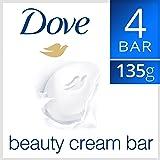 Dove Beauty Cream Bar White, 4 x 135g