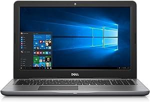 "Dell Inspiron 15 5000 Non-Touch - i5567-1836GRY (15.6"" HD Display, i5-7200U 2.50GHz, 8GB DDR4, 1TB 5400rpm, DVD-RW, Bluetooth 4.2, Windows 10 Home 64)"