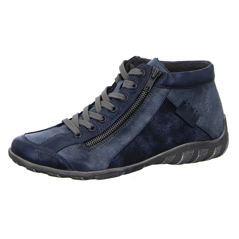 Remonte Stiefel in Übergrößen Übergrößen in Blau R3490-14 große Damenschuhe Blau (Blau) 3ffa4e