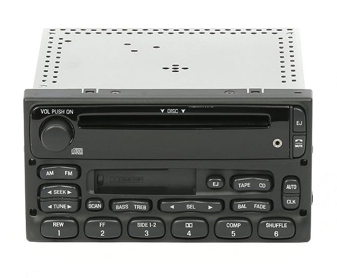 Amazon Ford 1999 2000 2001 2002 2003 2004 Ranger Radio Am Fm Cd Rhamazon: Ford Explorer 2002 2005 Factory Oem Replacement Radio Stereo Custom At Elf-jo.com