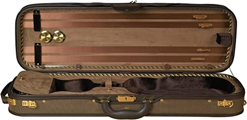 Baker Street BK-4020 Luxury Violin Case