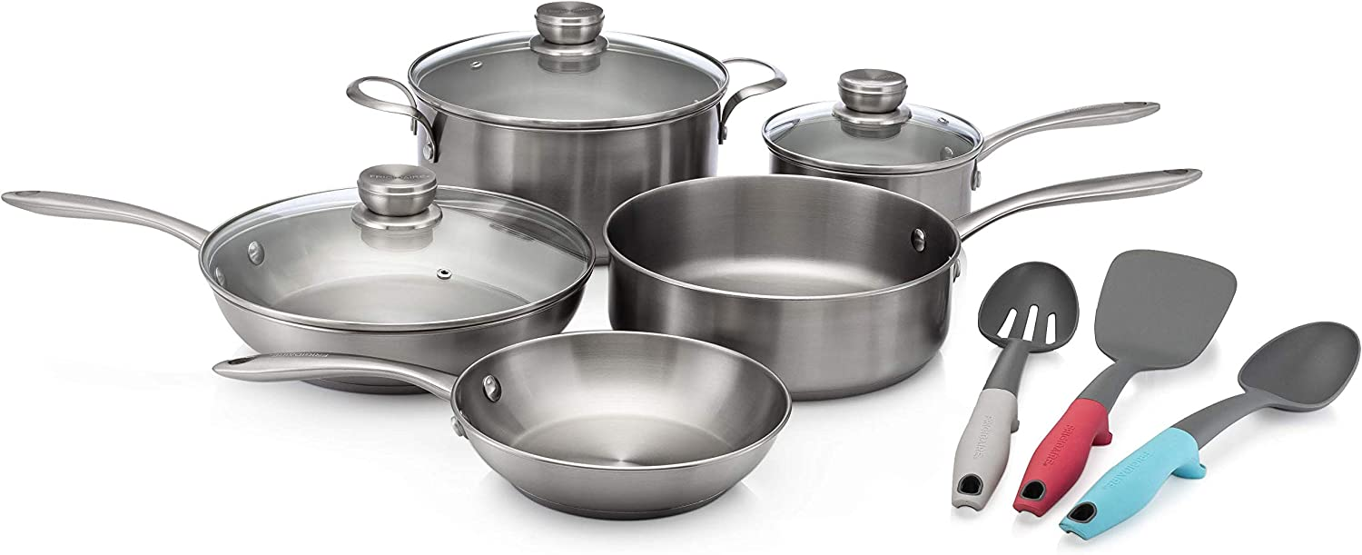 Frigidaire Ready Cook Cookware for gas stove