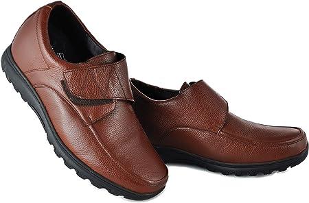 Zerimar Zapatos con Alzas Interiores para Hombres Aumento 7 cm   Zapatos de Hombre con Alzas Que Aumentan Su Altura   Zapatos Hombre Casuales