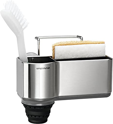 best sink caddy with drainage system
