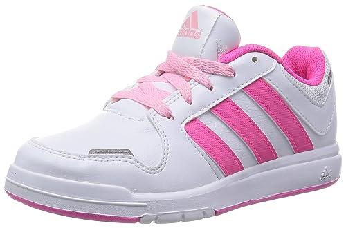 KBaskets Adidas Trainer Lk 6 Cf Mixte Mode Enfant H9WE2DI