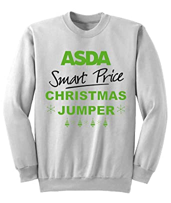 32392c22b Reverb Clothing Mens Womens ASDA Smart Price Christmas Fun Sweater ...