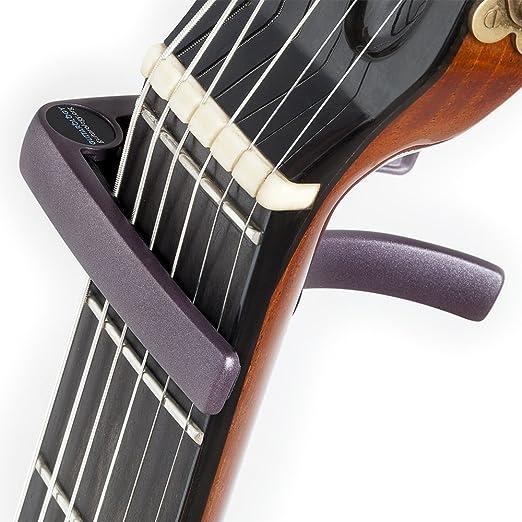 Cejilla para ukelele y guitarra: Amazon.es: Instrumentos musicales