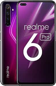 realme 6 Pro (Lightning Red, 8+128GB, EU PLUG): Amazon.es: Electrónica