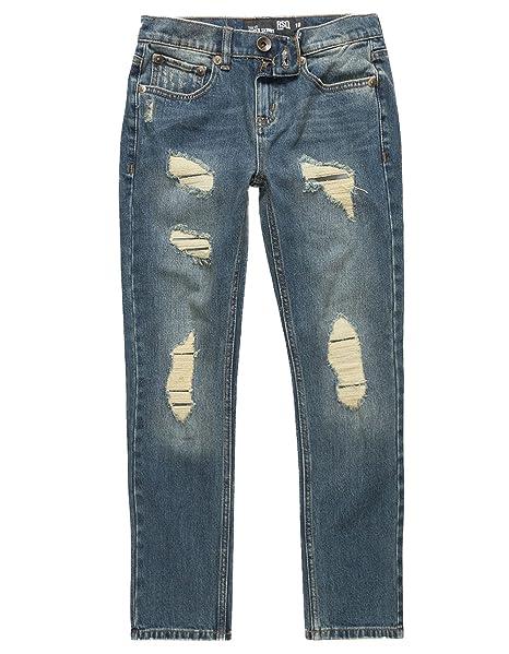 Amazon.com: Rsq Tokyo Super Skinny - Pantalones vaqueros ...