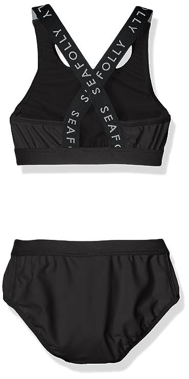 3b7e715d7119a Amazon.com: Seafolly Girls' Summer Essentials Tankini: Clothing
