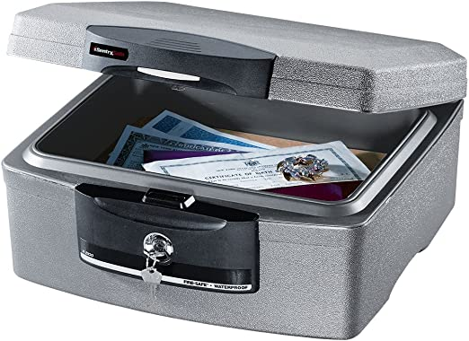 Sentry Safe de una caja fuerte para documentos H2100: Amazon.es ...