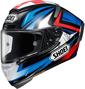 Shoei X-Spirit 3 Bradley XL casco