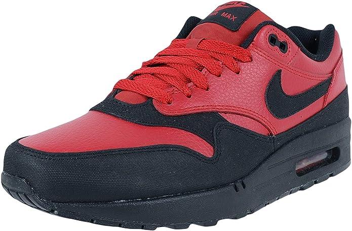 Nike Air MAX 1 LTR Premium, Zapatillas de Running para Hombre ...