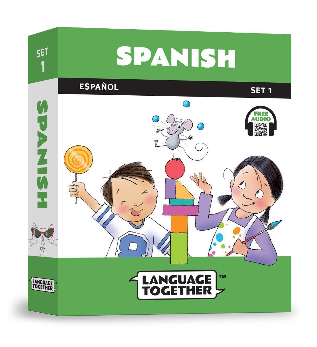 Language Together Spanish Set One product image