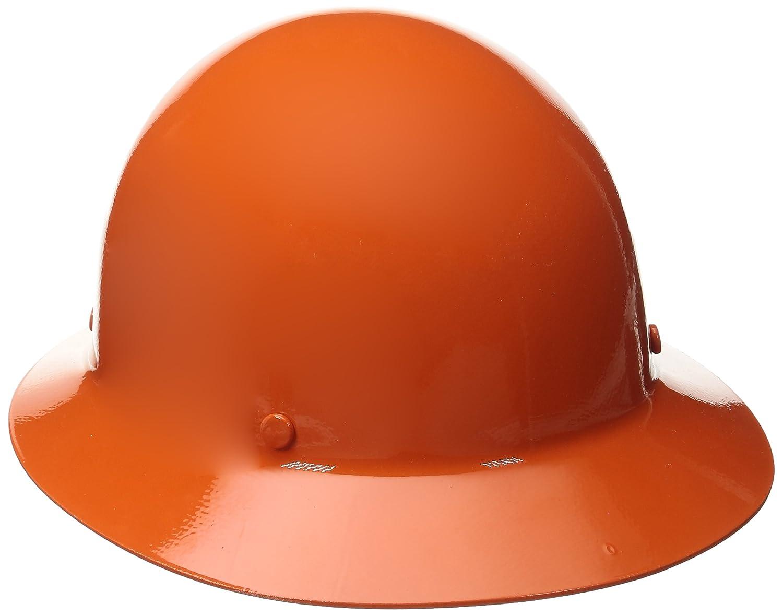 MSA 454673 skullgard full-brim Protectora Sombrero w/staz-on Suspensión, Naranja, estándar: Amazon.es: Amazon.es