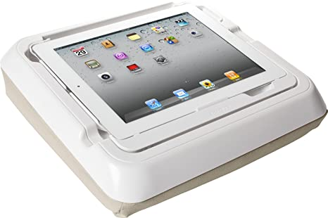 Amazon.com: Targus Lap Lounge Apple iPad 2, Beige: Electronics