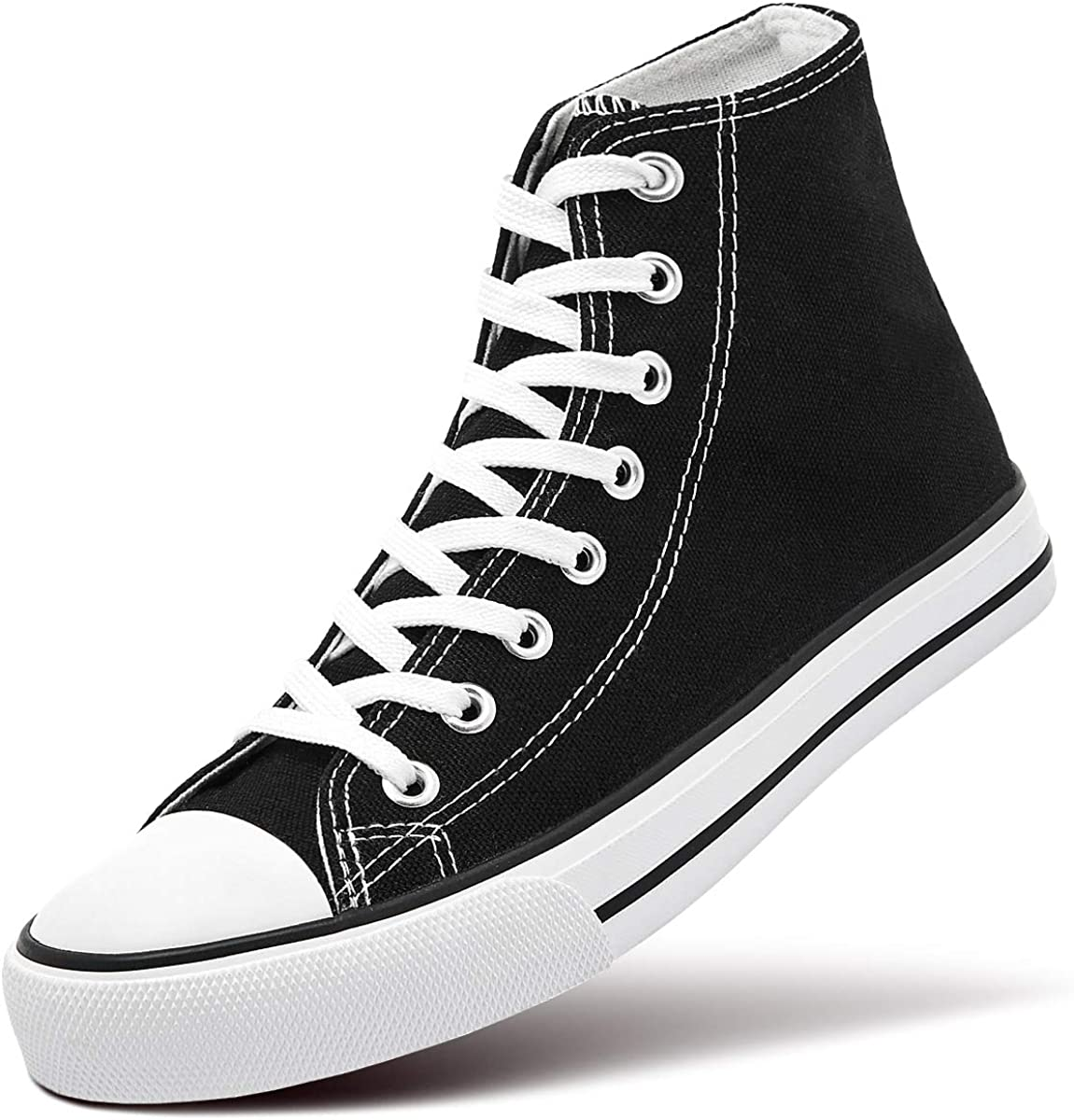Amazon.com | ZGR Womens Canvas Sneakers