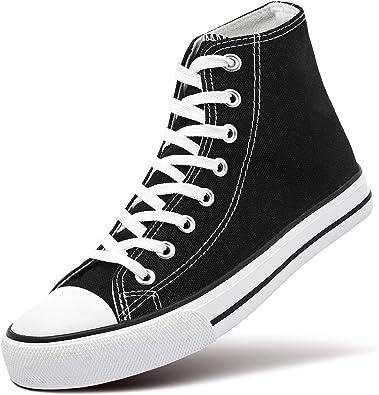 Amazon.com   ZGR Womens Canvas Sneakers