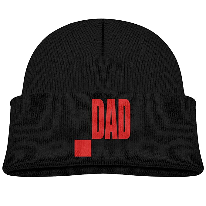 52e81d90ade4d Amazon.com  Moniery Best DAD Ever Skull Hats Baby Girl Boy  Clothing